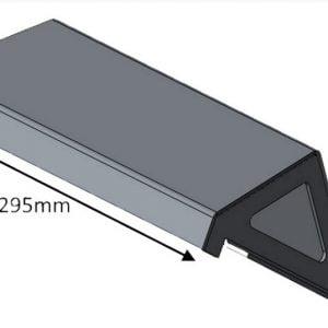 Stove Baffle Plates/Brick